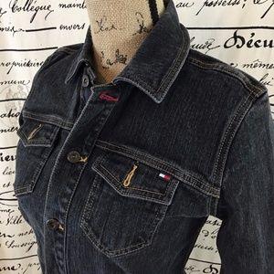Tommy Hilfiger Tommy Jeans Denim Jacket SZ Med